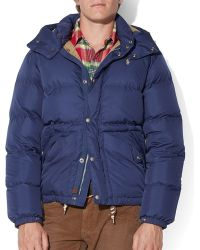 Ralph Lauren Polo Elmwood Down Jacket - Lyst