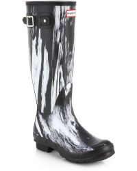 Hunter Original Night Rain Boots - Lyst