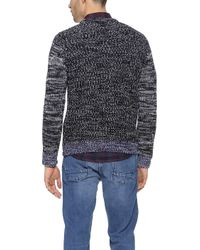 Native Youth - Fleck Contrast Hem Knit - Lyst