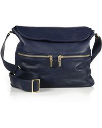 Elizabeth And James James Crossbody Hobo Bag - Lyst