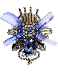 Matthew Williamson - Brooch - Lyst