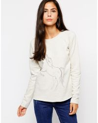 Sugarhill - Unicorn Sweatshirt - Lyst