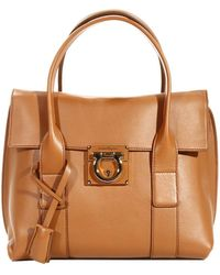 Ferragamo Handbag Woman Ferragamo - Lyst