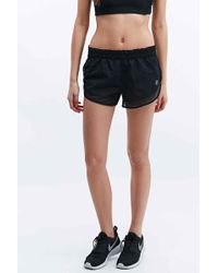 Without Walls - Perforated Run Shorts In Black - Lyst