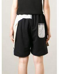 Nasir Mazhar - Layered Boxer Shorts - Lyst