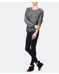 Paul By Paul Smith Twist Knit Sweater - Lyst