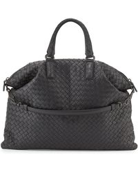 Bottega Veneta Medium Convertible Woven Tote Bag - Lyst