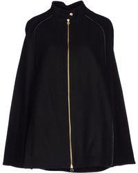 Matthew Williamson Cloak black - Lyst