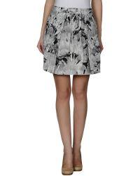 Cacharel Knee Length Skirt - Lyst