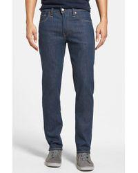 Levi's '511' Slim Fit Jeans - Lyst