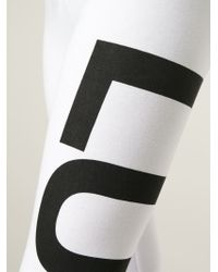 P.a.m. Perks And Mini - Logo Print Leggings - Lyst