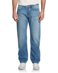 English Laundry Faded Straightleg Jeans - Lyst
