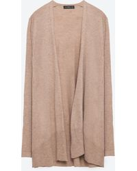 Zara | Wrap Jacket | Lyst