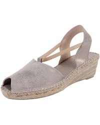 Andre Assous Dainty gray - Lyst