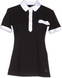 Love Moschino Polo Shirt - Lyst