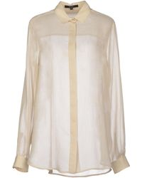 Gucci Beige Shirt - Lyst