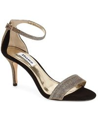Dune | Mariee Ankle-Strap Sandals | Lyst