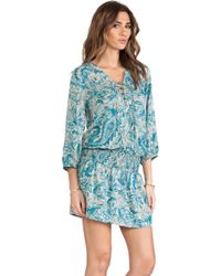 Antik Batik Elliott Mini Dress - Lyst