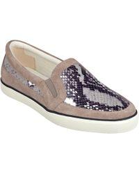 Nine West Brodie Slip-On Sneakers - Lyst