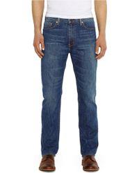 Levi's 505 Classic Fit Jeans - Lyst