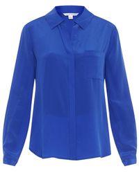 Diane von Furstenberg Lorelei Two Shirt - Lyst