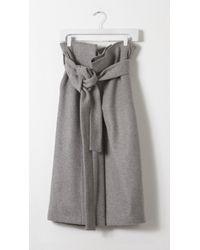 Avelon - Volga Mid-length Skirt - Lyst