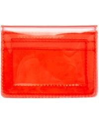ASOS - Clear Travel Card Holder - Lyst