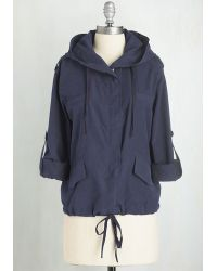 The Hanger - Versatile Reality Jacket In Navy - Lyst