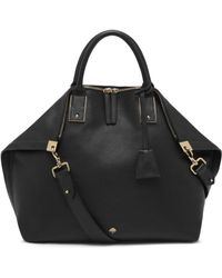 Mulberry - Alice Zipped Leather Tote - Lyst