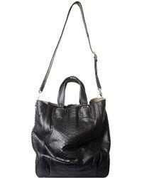 Zagliani Najaa-Bag black - Lyst
