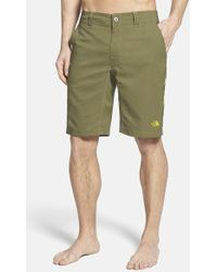 The North Face Men'S 'Pacific Creek' Board Shorts - Lyst