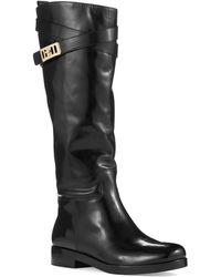 Michael Kors Brynlee Riding Boots - Lyst