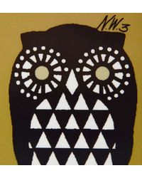 Hobbs - Nw3 Owl Phone Case 4 - Lyst