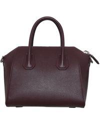 Givenchy Leather Small Antigona Bag - Lyst
