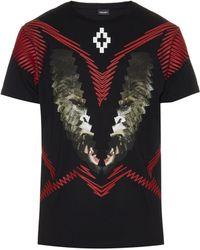 Marcelo Burlon | Ape-Print Cotton T-Shirt  | Lyst