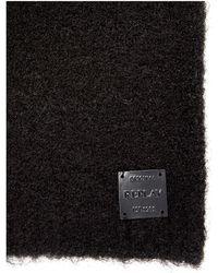 Replay - Wool-viscose Cap - Lyst