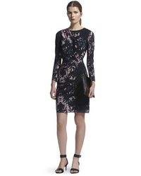 Whistles Abstract Tree Print Bodycon - Lyst