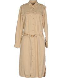 Ralph Lauren | Knee-length Dress | Lyst