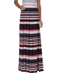 D&G Long Skirt - Lyst