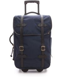 Filson Rolling Carry On Suitcase - Lyst