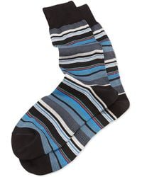 Paul Smith Rufus Stripe Socks - Lyst