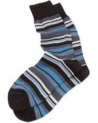 Paul Smith Rufus Stripe Socks - Lyst