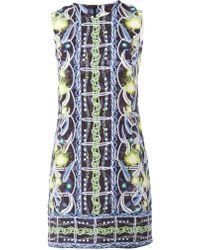 Peter Pilotto Digital-Print Dress - Lyst