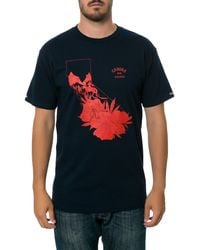Crooks And Castles The Califas Tee - Lyst