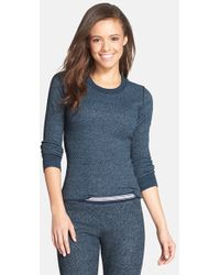 Monrow Thermal Top - Lyst