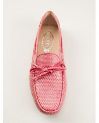 Tod's Gomino Loafers - Lyst