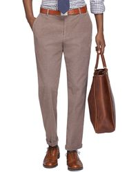 Brooks Brothers Milano Fit 14-wale Corduroys - Lyst