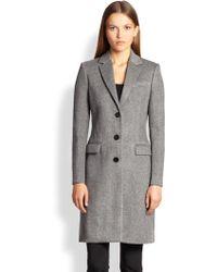 Burberry London Wool & Cashmere Sidlesham Coat - Lyst
