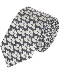 Band of Outsiders - Mushroom-Print Neck Tie - Lyst