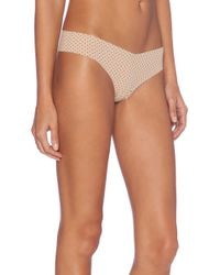 Commando Beige Thong - Lyst